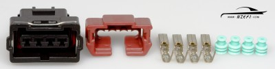 Nissan SR20 Air Flow Meter Plug and Toyota 4AGE TPS Plug