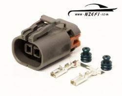 Nissan Silvia 180SX S13 SR20DET Knock Sensor Sub-Harness Connector (Engine Loom Side)