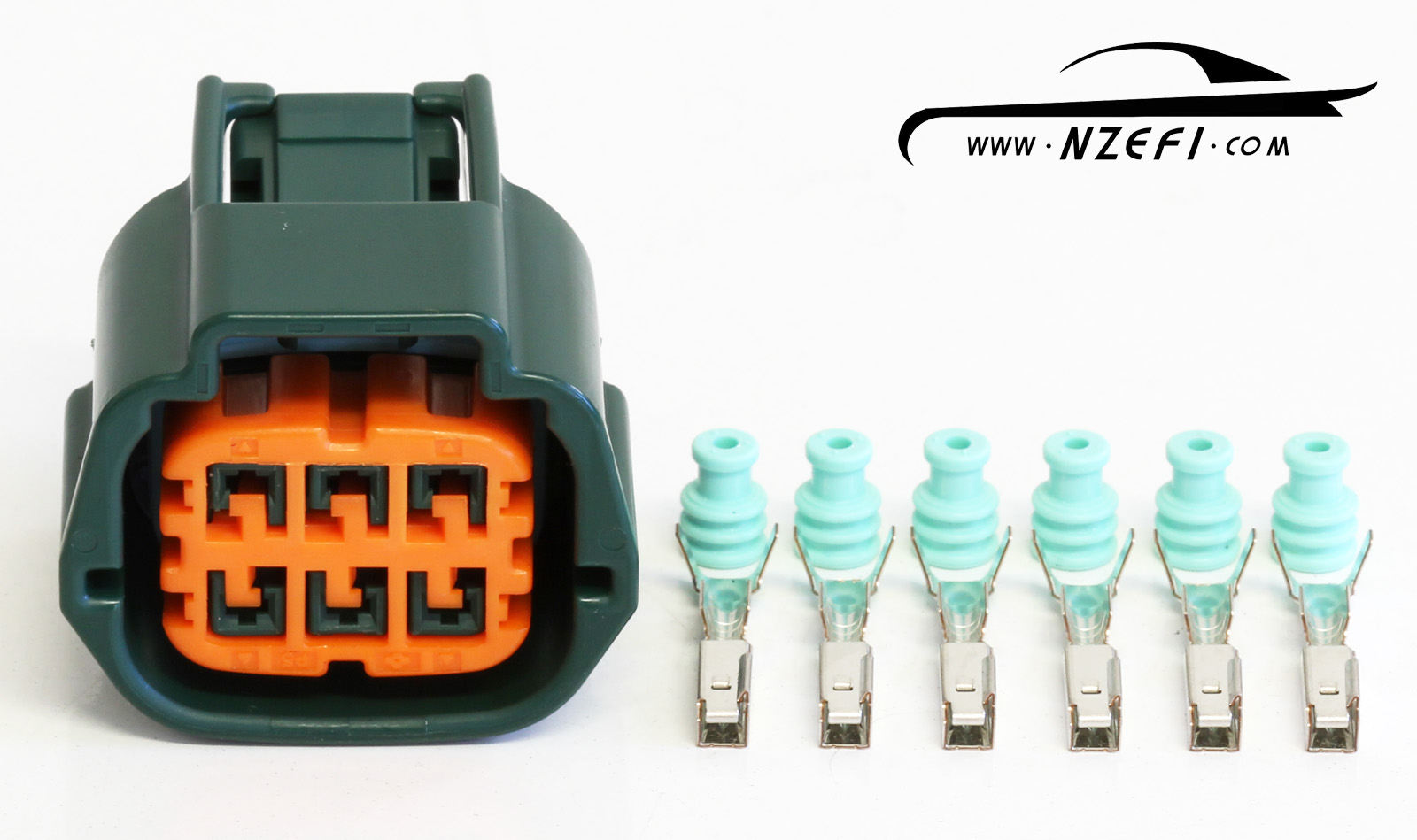 nissan vq35de electronic throttle (fly-by-wire) connector