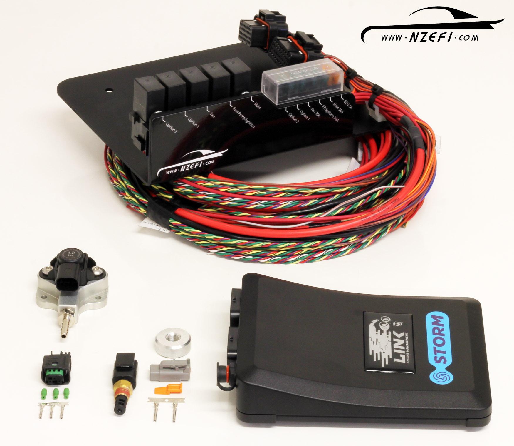 Nissan-VQ35DE-Engine-Management-Package-