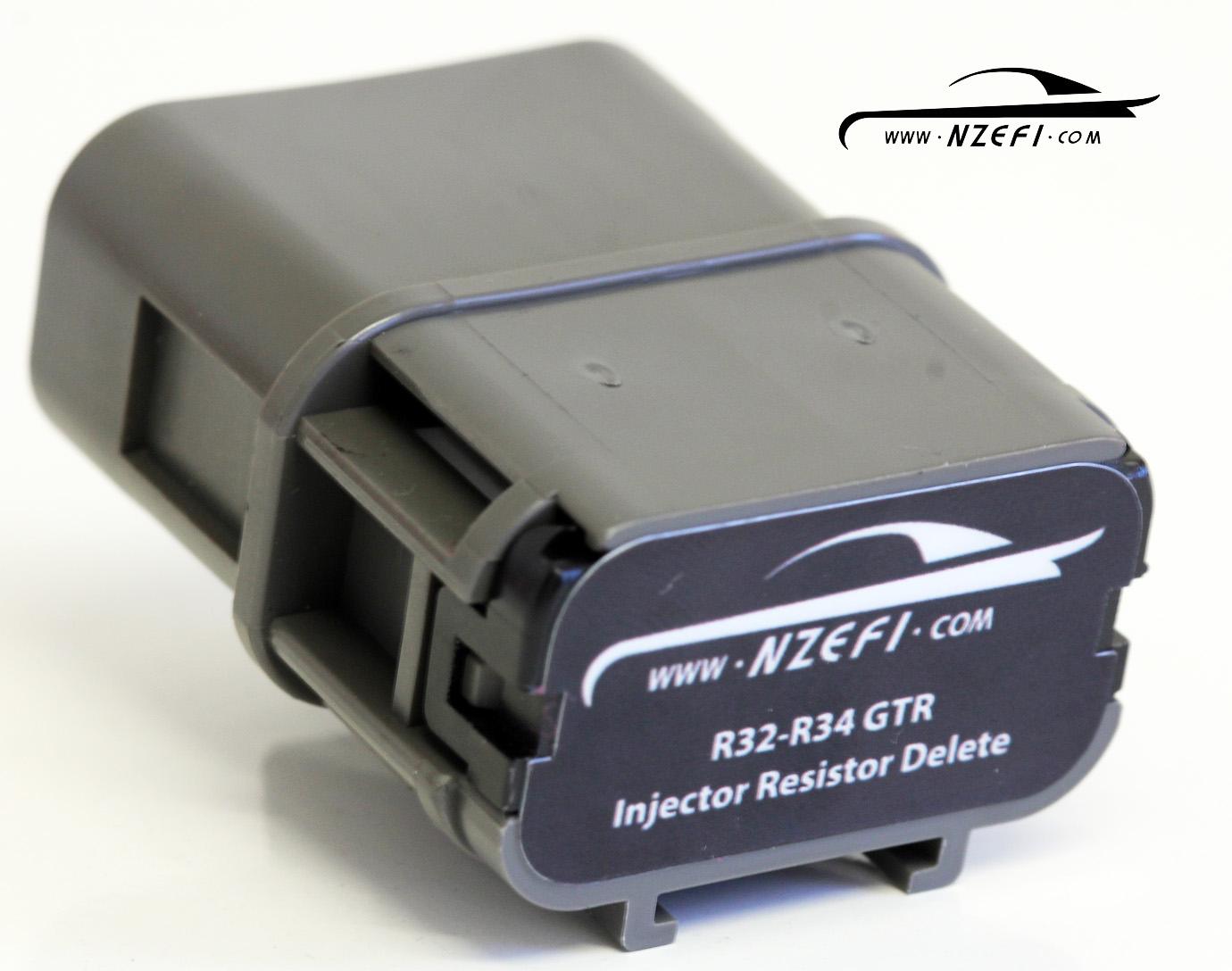 NZEFI R32-R34 Skyline GTR Injector Resistor Delete - NZEFI ...