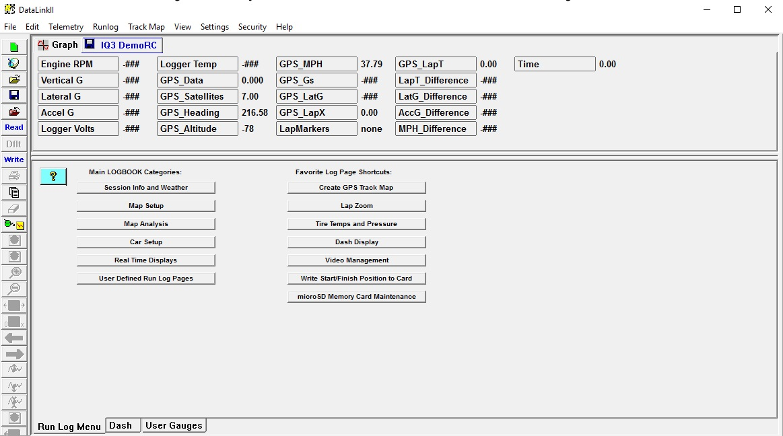 Affordable Display-only Digital-dash Shootout - RacePak IQ3