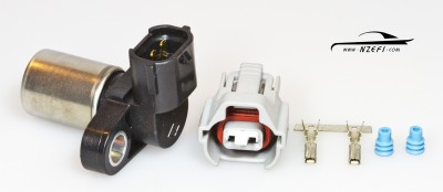 Reluctor Sensor with Plug_Right Angle Style