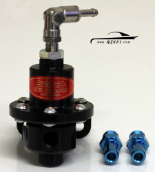 Sard Fuel Pressure Regulator with Barb Fittings