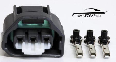 Subaru 3-Pin Throttle Position Sensor (TPS) Connector