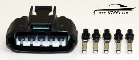 Subaru 5-pin Air Flow Meter Connector