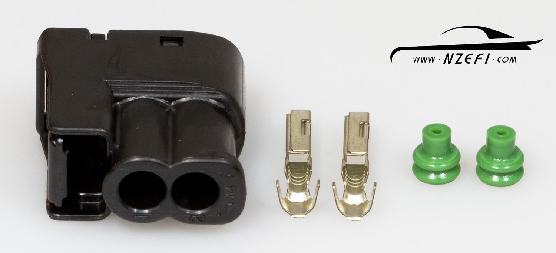 Ignition Coil Connector - Common Toyota (1JZ/2JZ/1UZ/4AGE etc. + ...