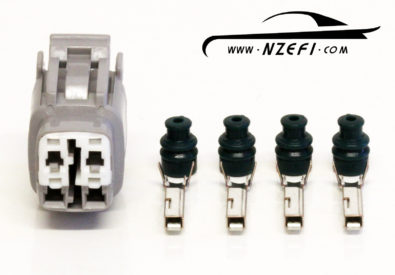 Toyota 4AGZE and 7MGTE CAS Connector - Loom Side