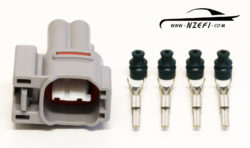 Toyota 4AGZE and 7MGTE CAS Connector - Sensor Side