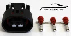 Toyota 3 Pin Oval Alternator Connector