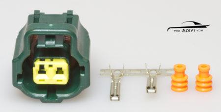 Toyota Engine Coolant (Water Temp) Temperature Sensor Connector 1JZ, 2JZ, 1UZ, 3SGE