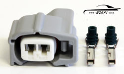 Toyota (Late) Fuel Injector Connector