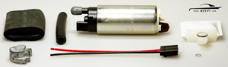 Walbro 255LPH Intank Fuel Pump – Nissan S13 / R32 etc