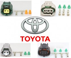 Toyota Vehicle Specific Connectors